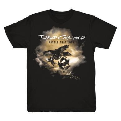 David Gilmour Royal Albert Hall Birds T-Shirt