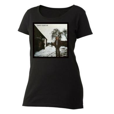 Women's Scoop Neck David Gilmour Album T-Shirt