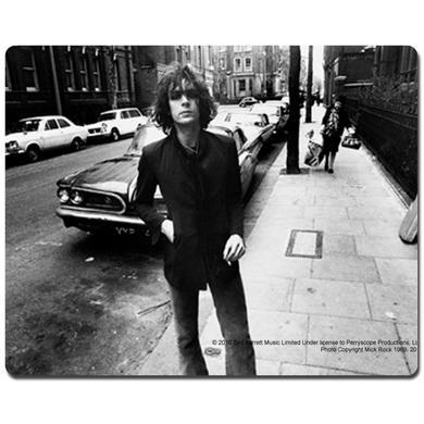 Syd Barrett Batmobile Aluminum Print