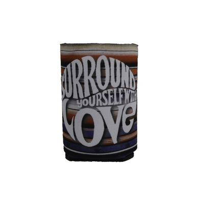 Woodstock Surround Yourself with Love Blanket Can Cooler