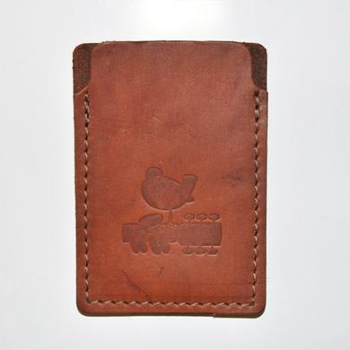 Woodstock Drifter Leather Wallet