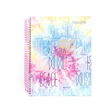 Peace and Love Woodstock Cover Notebook