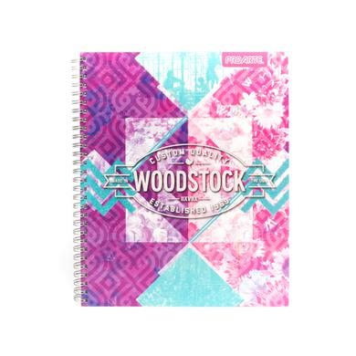 Woodstock Custom Quality Mini Notebook