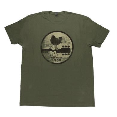Woodstock Wistful Wood Logo T-Shirt
