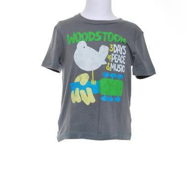 Woodstock Toddlers Dove and Guitar T-Shirt