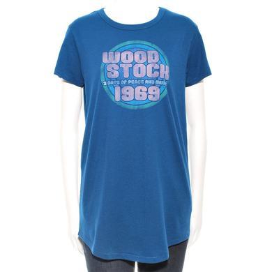 Woodstock Women's '69 Circle Logo T-Shirt