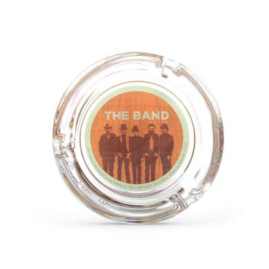 The Band Badge Full Color Group Shot Circular Ashtray