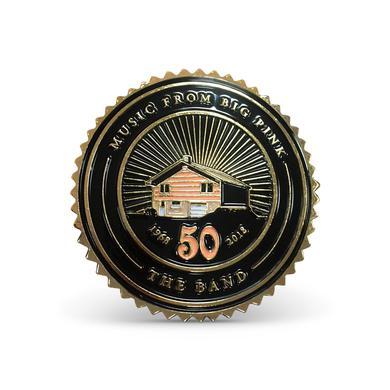 The Band 50th Anniversary Pin
