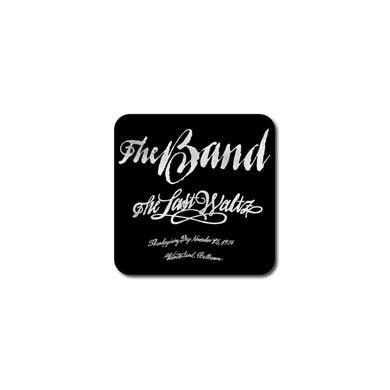 The Band Logo Coaster Set w/Stand