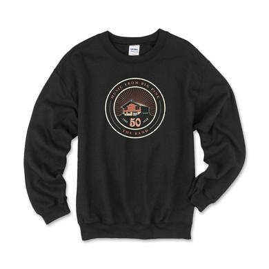 The Band Music From Big Pink Anniversary Crew Neck Sweat