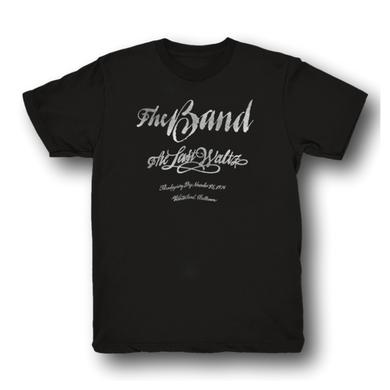 The Band Men's The Last Waltz Original Event Replica T-Shirt