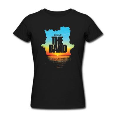 The Band Women's Islands 40th Anniversary T-Shirt