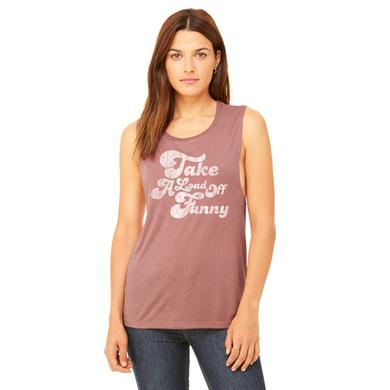 The Band Take A Load Off Fanny Womens Tank