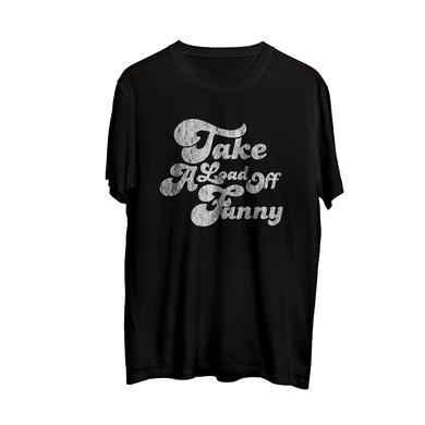 The Band Take A Load Off Fanny Unisex Black Tee