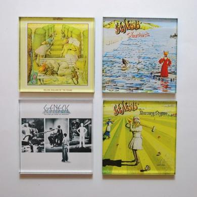 Genesis Album Cover Chunky Magnet Set
