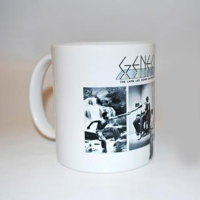 Genesis Lamb Lies Down Mug