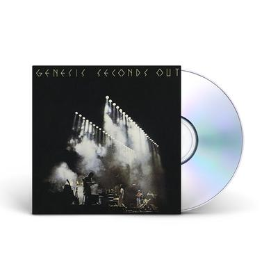 Genesis Seconds Out CD