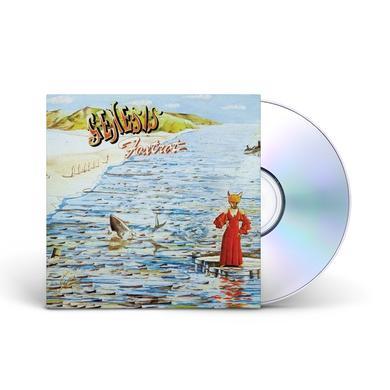 Genesis Foxtrot CD