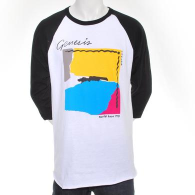 Genesis Abacab '81 World Tour Raglan