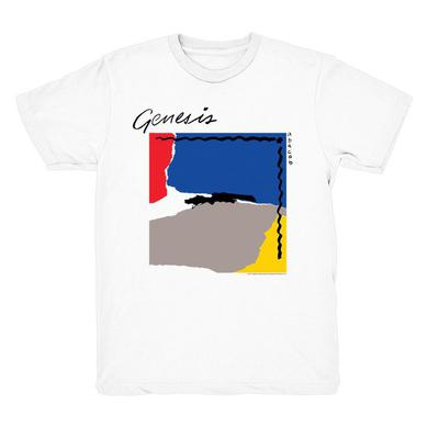 Genesis White We Can't Dance T-Shirt