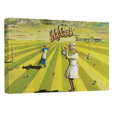 Genesis/Nursery Cryme -Canvas Wall Art With Back Board-White-[20 X 30]