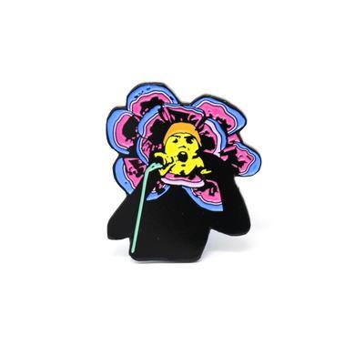 Genesis Flower Pin