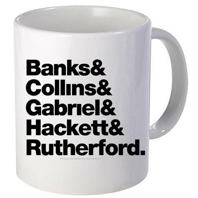 Genesis Classic Names Mug
