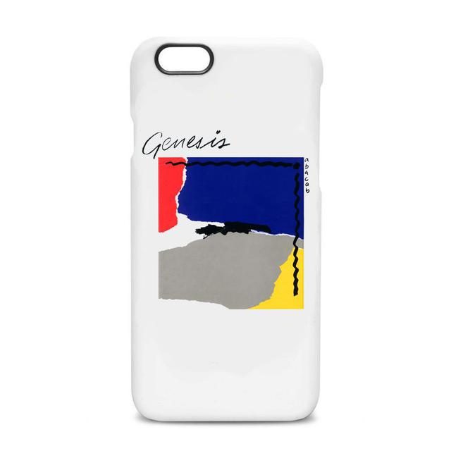 Genesis Abacab Blue Up Phone Case