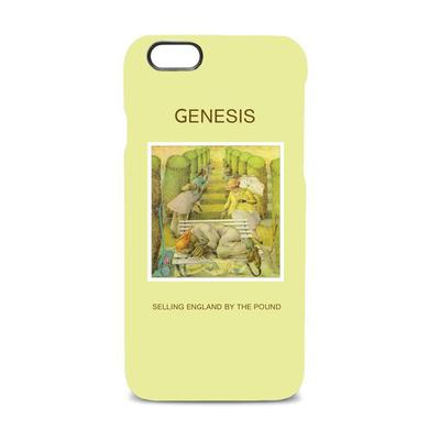 Genesis Selling England Phone Case