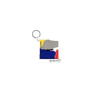 Genesis Abacab Keychain