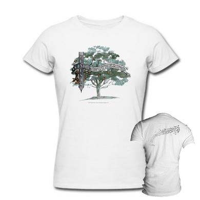 Genesis Women's Wind & Wuthering  Birds Of A Feather 2-Sided T-Shirt