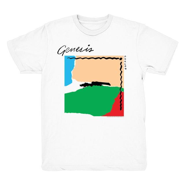 Genesis Abacab Green Cream T-Shirt dad8adec9