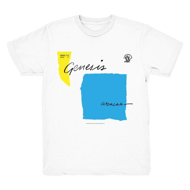 Genesis Abacab German Single T-Shirt 006c4e22d