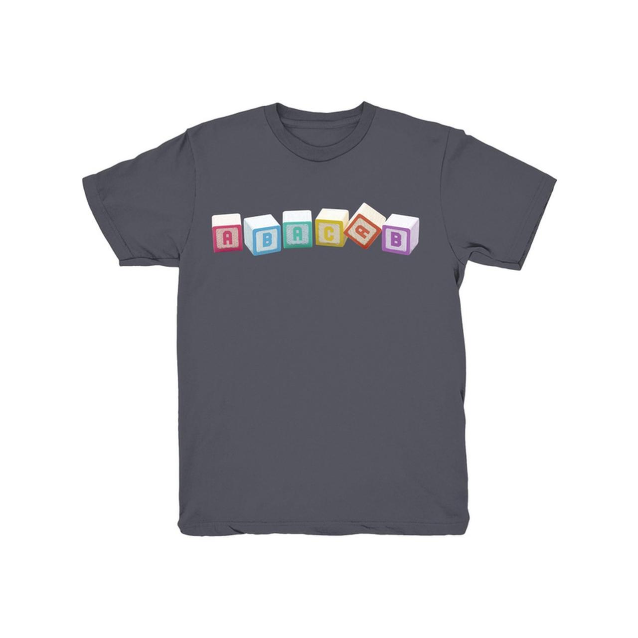 Genesis Youth Abacab Blocks T-Shirt 722b02ab1