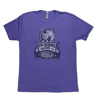 Big Brother & The Holding Company Cheshire Grin Live T-Shirt