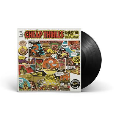 Big Brother & The Holding Company Cheap Thrills LP (Vinyl)