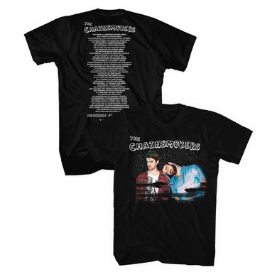 The Chainsmokers Late Nights Tour Tee