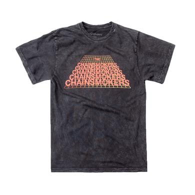 The Chainsmokers Grid Tee