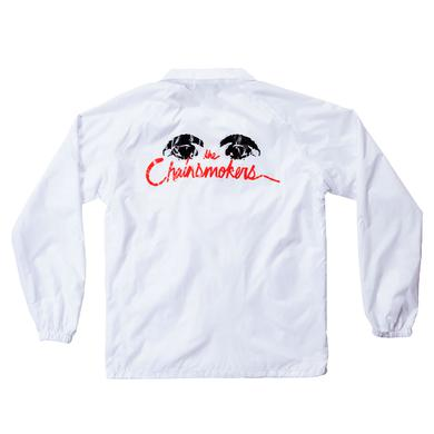The Chainsmokers White Coaches Jacket