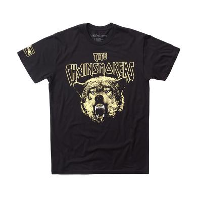 The Chainsmokers Wolf Tee
