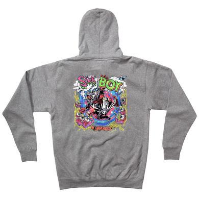 The Chainsmokers Sick Boy Hoodie (Grey)