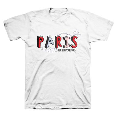 The Chainsmokers Paris Tee
