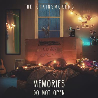 The Chainsmokers Memories...Do Not Open CD