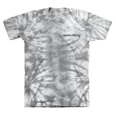 The Chainsmokers Memories Tie Dye Tee