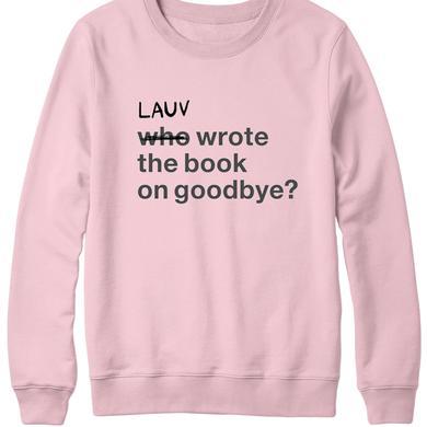 Lauv The Other Crewneck Sweatshirt