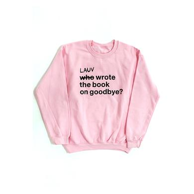Lauv The Other Crewneck Sweatshirt (ONLINE EXCLUSIVE)