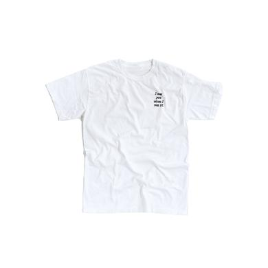 Lauv I Met You When I Was 18 Tee (White)