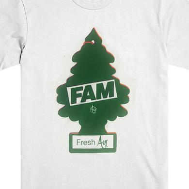 Fresh Aer Movement Fresh Aer Freshener Tee (White)