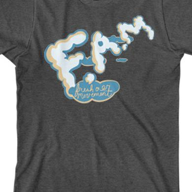 Fresh Aer Movement Plane T-Shirt (Heather Charcoal)