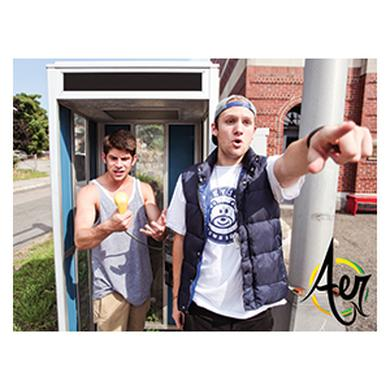 Fresh Aer Movement Phonebooth Poster